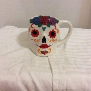 Other - New Colorful Dia De Los Muertos Mug